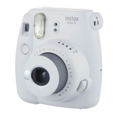 Camera-Instantanea-FujiFilm-Instax-Mini-9-Branco-Gelo