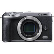 Camera-Canon-EOS-M6-MarkII-Mirrorless-Prata--Corpo-