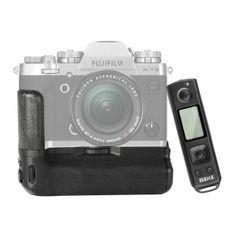 Baterry-Grip-Meike-MK-XT3-Pro-para-FujiFilm-X-T3-Mirrorless-com-Controle-Remoto