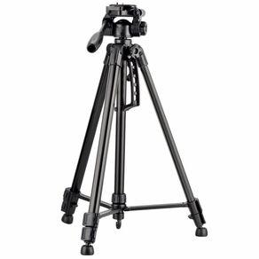Tripe-Compacto-570A-com-Cabeca-de-3-vias-de-1.70m-para-Cameras-ate-5Kg--Preto-
