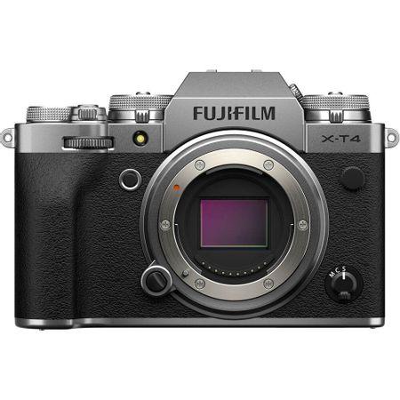 Camera-Mirrorless-FujiFilm-X-T4-4K-Bluetooth-e-Wi-Fi--Corpo-Prata-