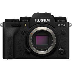 Camera-Mirrorless-FujiFilm-X-T4-4K-Bluetooth-e-Wi-Fi--Corpo-Preta-