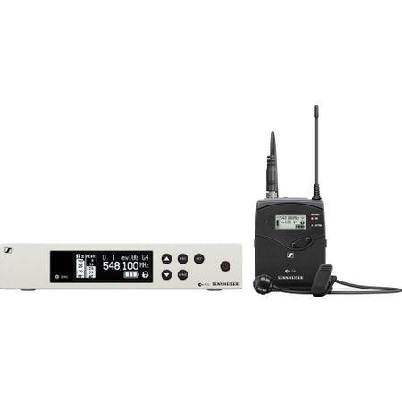 Sistema-Microfone-de-Lapela-Wireless-Sennheiser-EW-100-G4-ME4--A--516-a-558-MHz-