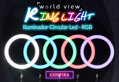 Ring Light RGB - Mobile
