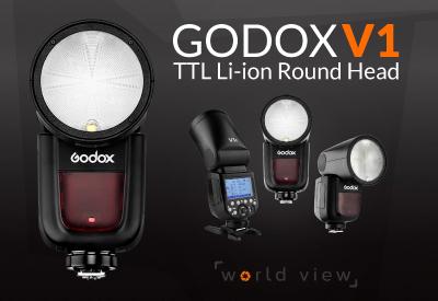 Flash Godox V1 Mobile