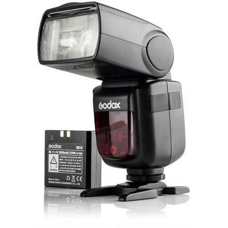 Flash-Godox-VING-V860IIO-TTL-Li-Ion-para-Cameras-Olympus-Panasonic--com-Bateria-