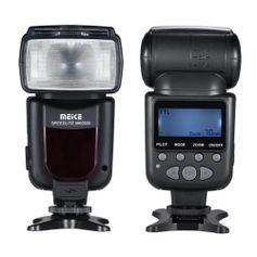Flash-Speedlite-Meike-MK-950II-TTL-Slave-Wireless-para-Cameras-Nikon