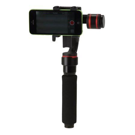 Estabilizador-Gimbal-Portatil-para-Celular-SmartPhones-e-Camera-de-Acao-com-3-Eixos--Vermelho-