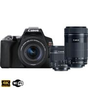 Kit-Premium-Canon-EOS-Rebel-SL3-4K---Lentes-18-55mm-e-55-250mm-IS-STM