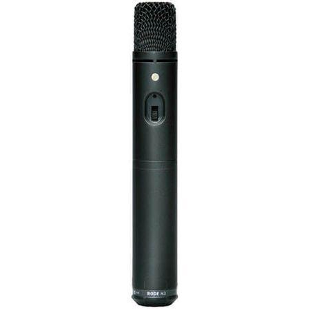 Microfone-Condensador-Rode-M3-Versatil-para-Estudio