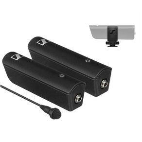 Sistema-Microfone-Sem-Fio-com-Lapela-Sennheiser-XSW-D-Portable-Lavalier-SET-Wireless-P2-com-Montagem-em-Cameras--2.4-GHz-