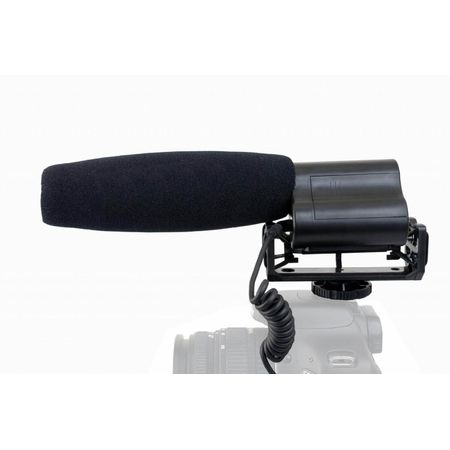 Microfone-Shotgun-Boya-BY-VM02-Condensador-Unidirecional-para-Cameras-e-Filmadoras