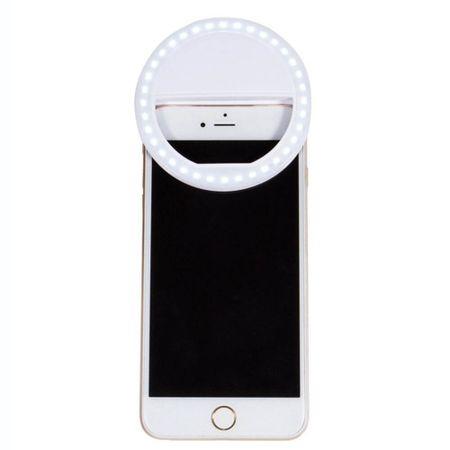 Iluminador-Circular-LED-Celular-SmartPhone-Selfie-Ring-Light--Branco-