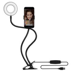 Iluminador-Circular-LED-Selfie-Ring-Light-Live-Streaming-com-Suporte-de-Celular