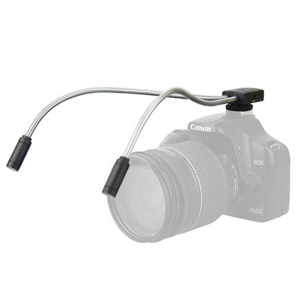 Iluminador-Led-JJC-LED-2D-Flexivel-para-Fotografia-Macro-e-Close-up-para-DSLR