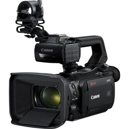 Filmadora-Canon-XA55-UHD-4K-Profissional-Dual-Pixel-AutoFoco