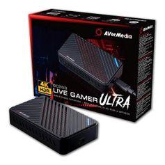 Placa-de-Captura-AVerMedia-GC553-Live-Gamer-Ultra-Transmissao-4K