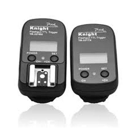 Radio-Flash-Pixel-Flashgun-I-TTL-TR-331-Trigger-para-Nikon