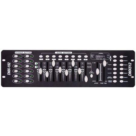 Mesa-Controladora-Profissional-Dmx-512-Iluminacao-e-Efeitos-Portatil-192-Canais