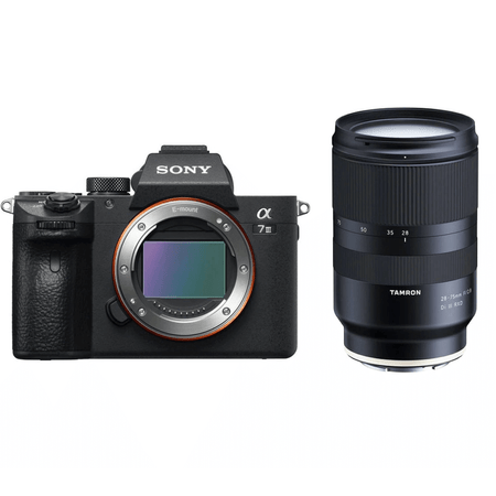Kit-Sony-a7III-Mirrorless-4k---Lente-Tamron-28-75mm-f-2.8-Di-III-RXD-