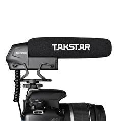 Microfone-Shotgun-Takstar-SGC-600-Profissional