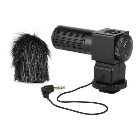 Microfone-Shotgun-Compacto-Takstar-SGC-698-Pro-Entrevistas