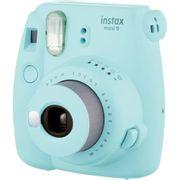 Camera-Instantanea-FujiFilm-Instax-Mini-9-Azul-Aqua