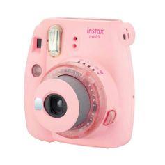 Camera-Instantanea-FujiFilm-Instax-Mini-9-Rosa-Chicle
