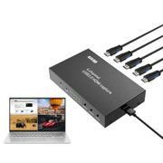 Placa-de-Captura-Multi-Viewer-Ez264-HDMI-de-4-Canais-USB3.0-UVC-Live-Streaming-e-Gamer
