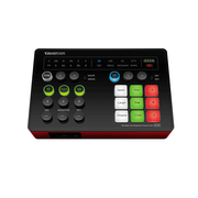 Mini-Placa-de-Audio-e-Transmissao-Takstar-SC-M1-Broadcast-Sound-Card