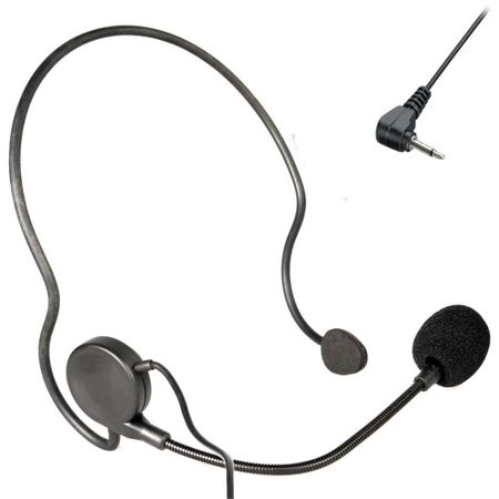 Microfone-Headset-Slim-Auriculado-P2-em-L-Preto
