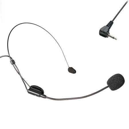 Microfone-Headset-Slim-S2-Auriculado-P2-em-L-Preto