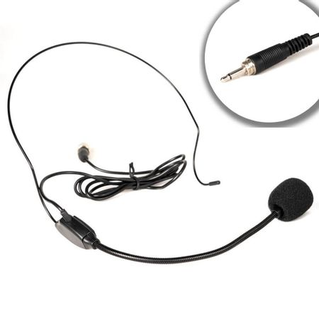 Microfone-Headset-Slim-S4-2-Auriculado-P2-Rosca--Preto-