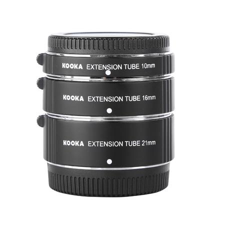 Tubo-Extensor-AF-Macro-10mm-16mm-e-21mm-Close-Up-para-Lentes-M4-3
