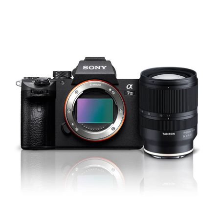 Kit-Sony-a7III-Mirrorless-4k---Lente-Tamron-17-28mm-f-2.8-Di-III-RXD