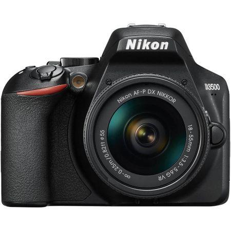 Camera-Nikon-D3500-DSLR-com-Lente-18-55mm