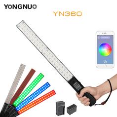 Kit-Iluminador-Led-Bastao-Yongnuo-YN360-RGB---Bateria-e-Carregador