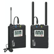 Sistema-de-Microfone-Lapela-Sem-Fio-LWM-338-Single-Wireless-para-Cameras-e-Smartphone