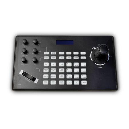 Controlador-PTZ-Joystick-4D-VK5-IP-ONVIF-VISCA-Video-Conferencia-MultiProtocolo