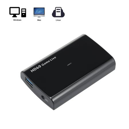 Placa-de-Captura-Full-HD60-Ezcap266-USB3.0-UVC-para-HDMI-4K-Video-Streaming