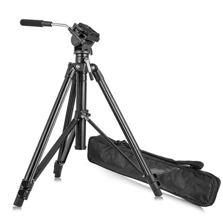 Tripe-Profissional-WV-8452-com-Cabeca-Hidraulica-Panoramica-para-Cameras-ate-7Kg