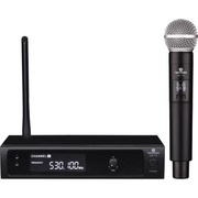 Sistema-Sem-Fio-de-Microfone-Mao-Harmonics-HSF-101-Wireless-UHF