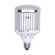 Lampada-Led-Fotografica-30W-LED-300-5500k-Photo-Video-Studio-E27-para-Estudio--Bivolt-