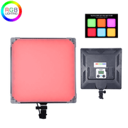 Iluminador-Painel-Led-Slim-NiceFoto-TC-668-RGB-Full-Color-40W-Video-Light-CRI95--2x-Baterias-e-Fonte-Bivolt-