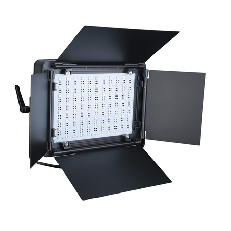 Iluminador-Painel-LED-Nicefoto-LED-880A-50w-Slim-Video-Light-Bi-Color-3200k-6500--2x-Baterias-e-Fonte-Bivolt-
