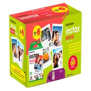 Kit-Filme-Instax-Mini-Instantaneo-Fujifilm-com-60-Fotos