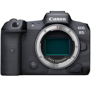 Camera-Canon-EOS-R5-Mirrorless-8k--Corpo-