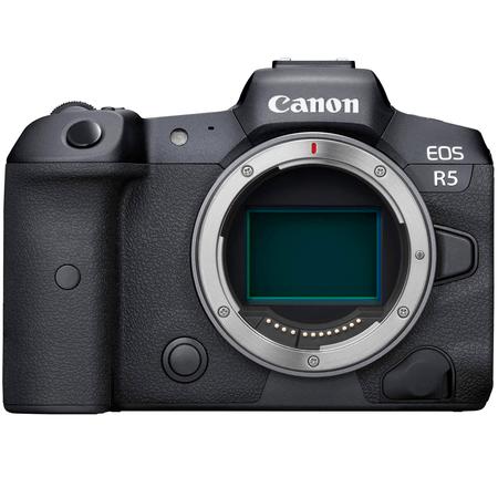 Camera-Canon-EOS-R5-Mirrorless-8k--Corpo-