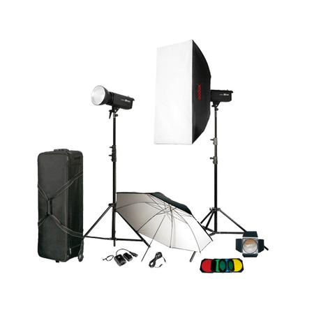 Kit-Estudio-Godox-D600-com-2-Flashs-600WS-SoftBox-Guarda-Chuva-e-Disparador--110V-