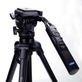 Tripe-Yunteng-VCT-60AV-com-Cabeca-Video-360-e-Controle-de-Obturador-Lanc-2.5mm